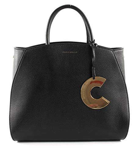 Coccinelle Concrete Handtasche Leder 31 cm