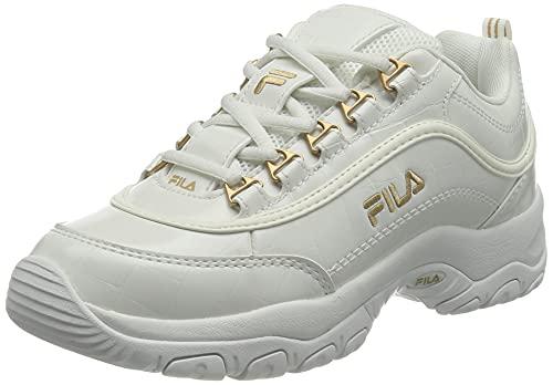FILA Strada F wmn zapatilla Mujer, blanco (White), 41 EU