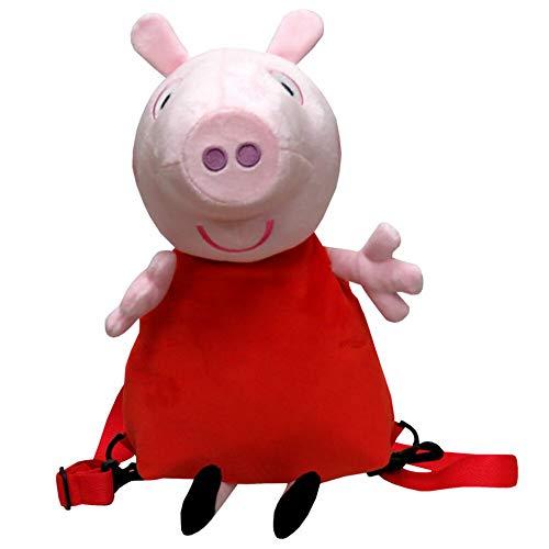 Peppa Pig - Mochila 3D oficial (28 cm)