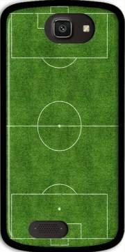 Mobilinnov Archos 50 Cesium Terrain de Football Silikon Hülle Handyhülle Schutzhülle - Zubehor Etui Smartphone Archos 50 Cesium Accessoires