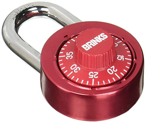commercial Brink's 174-49004 compound padlock, 48mm brinks padlocks combination