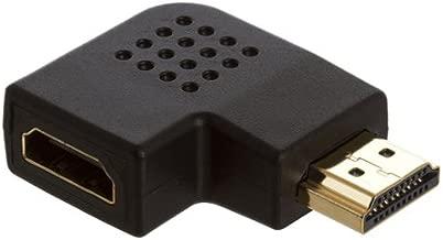 Bytecc HDMI Saver, Male to Female HDMI Vertical Left 90 Degrees AP-HDMISAVERR