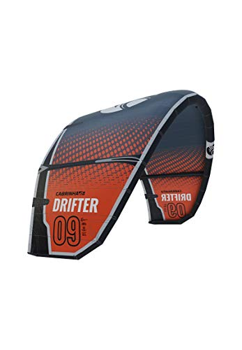 Cabrinha Drifter Kite 2021 Black/Red 7,0