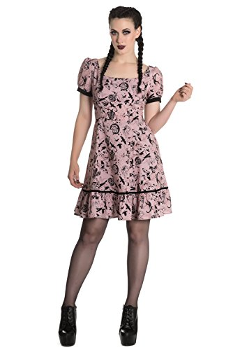 Spin Doctor Kleid Miss IVES Mini Dress 4632 Rosa M