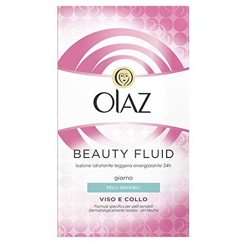 Olaz Beauty Fluid idratante pelli sensibili 100 ml