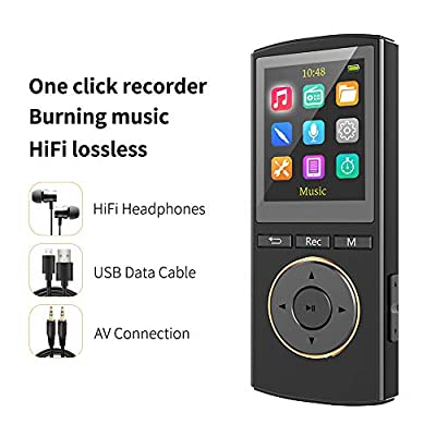 MP3 Player,Music Player 8Gb,Extendable up to 12...