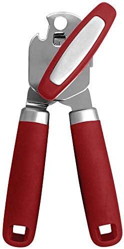 Gorilla Grip Original Premium Manual Can Opener Comfortable Grip Oversized Easy Turn Knob Smooth product image
