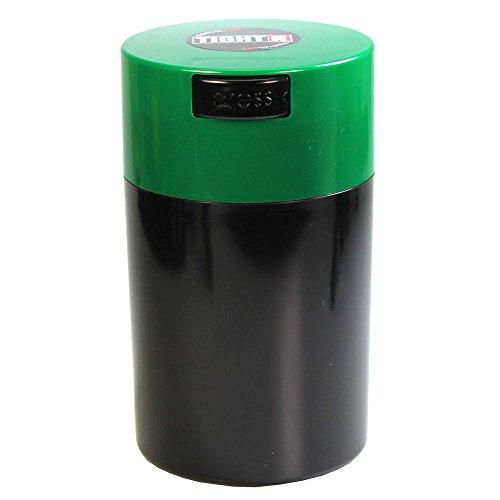 Tightvac–1oz a 6oz Sello hermético Multiusos de vacío contenedor de Almacenamiento portátil para seco Bienes, Alimentos, y Hierbas