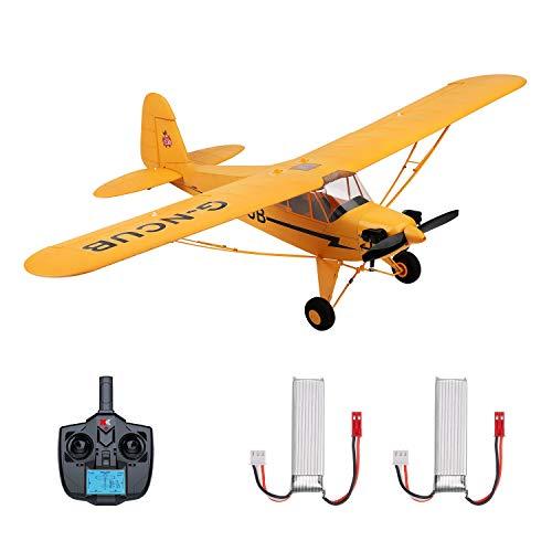 Goolsky Aereo RC A160 A 5 canali Senza spazzole Telecomando Aereo per acrobazie in Volo 3D modalità 6G a Testa in Giù Aerei RC