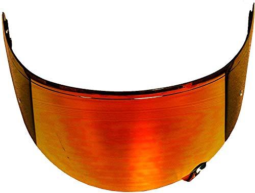 Doya Red Iridium CNS-1 Pinlock Ready Shoei Helmet Visor Tinted Shield GT-AIR GT Air 2 NEOTEC COG TC-9
