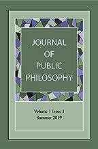 Journal of Public Philosophy (Volume)