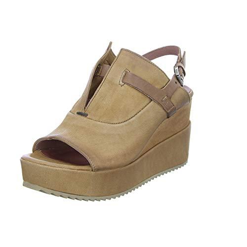 Mjus 805009-201-6478 - Damen Schuhe offene Schuhe - Sand, Größe:39 EU