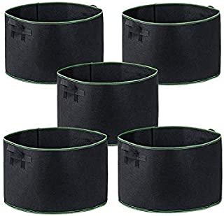 Aeration Fabric Container with Handles (Pack of 5)