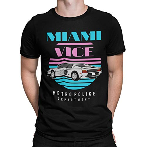 Camisetas La Colmena 4164-Miami Vice