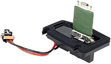 PartsSquare Blower Motor Resistor RU60 3A1019 89018437 Replacement for CHEVROLET IMPALA,MONTE CARLO,PONTIAC GRAND PRIX 2000-2003 Compatible with BUICK REGAL/CENTURY 1998-2004