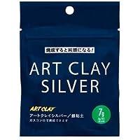 ARTCLAY SILVER アートクレイシルバー650粘土タイプ 7g A-052