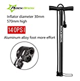 Bicycle Tire Pump Review and Comparison