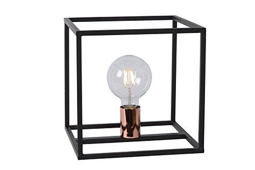 Lucide ARTHUR - Lampe De Table - Noir