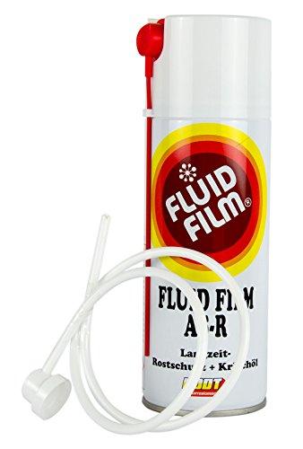 FLUID FILM AS-R Rostschutz Korrosionsschutz Hohlraumversiegelung 400 ml & Sonde