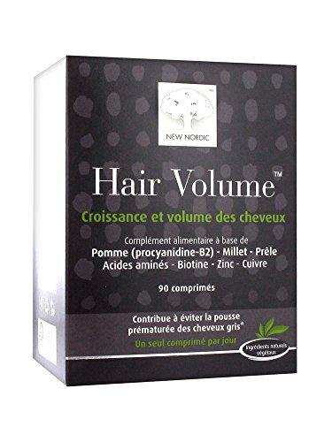 New Nordic Cheveux Hair Volume 90 comprimés