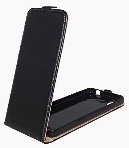 Flip Flex Handy Hülle Tasche für ZTE Blade A452 / Schutz Hülle Schutzhülle Etui
