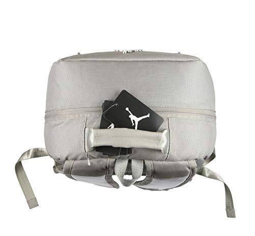 Jordan Men's Retro 11 Laptop Backpack Cool Gray Patent Gray