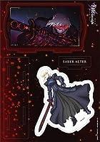 セイバーオルタ 劇場版 Fate/stay night Heaven's Feel マルチアクリルスタンド/ストラップ・キーホルダー系●