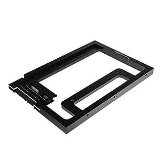 Sabrent Kit di fissaggio disco rigido interno SATA e SSD da 2.5. pollici - Desktop da 3.5 pollici (BK-PCBS) (B00UN550AC) | Amazon price tracker / tracking, Amazon price history charts, Amazon price watches, Amazon price drop alerts