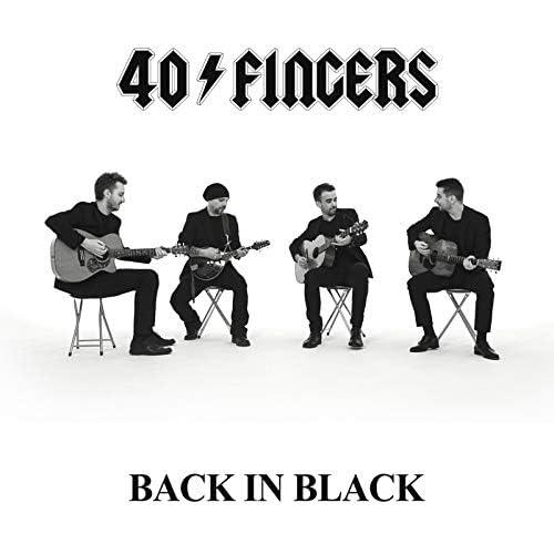 40 Fingers, Emanuele Grafitti, Matteo Brenci, Andrea Vittori & Enrico Maria Milanesi