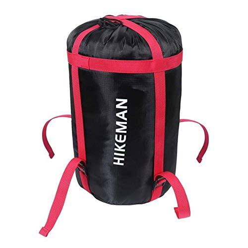 Kompressions-Aufbewahrungsbeutel Schlafsack, multifunktionaler Packsack für Rucksackreisen