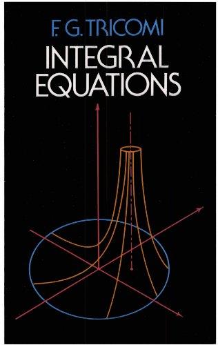 Integral Equations (Dover Books on Mathematics) (English Edition)