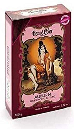 Sitarama Henne Auburn ROUGE TRÈS INTENSE Poudre Coloration Naturel EcoBio