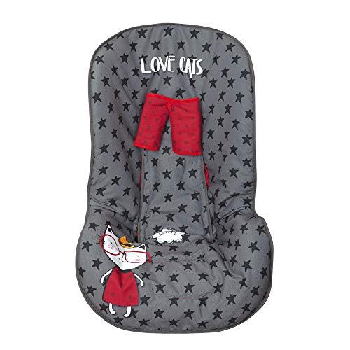 Babyline 11000602 - Funda para silla de coche, unisex