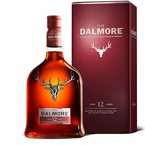 The Dalmore 12 - Whisky de Malta Escocés - 700 ml