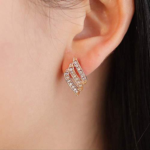 Pendientes de boda Pendientes de Pentáculo de cristal Pendiente de perlas grandes para mujer Pendiente de estrella Pendientes de boda VillageG