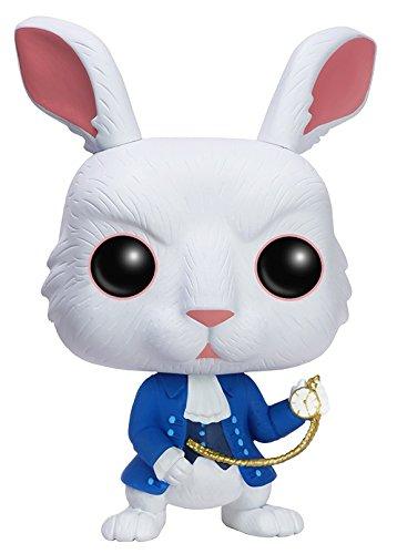 Funko POP! Disney: Alicia en el País de las Maravillas: Conejo