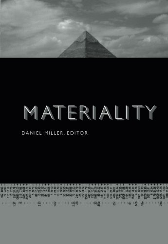 Materiality (Politics, History, and Culture)