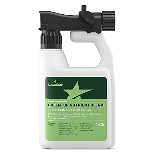 Maximum Green-Up Lawn Supplement Booster (32oz Ready to Spray) -...
