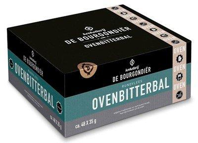 De Bourgondier Ofen Rindfleischbitterballen 48 Stk. x 35g