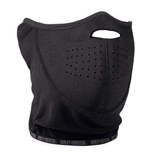HARLEY-DAVIDSON Motorrad Gesichtsmaske Kälteschutz Polartec Polyester, XL