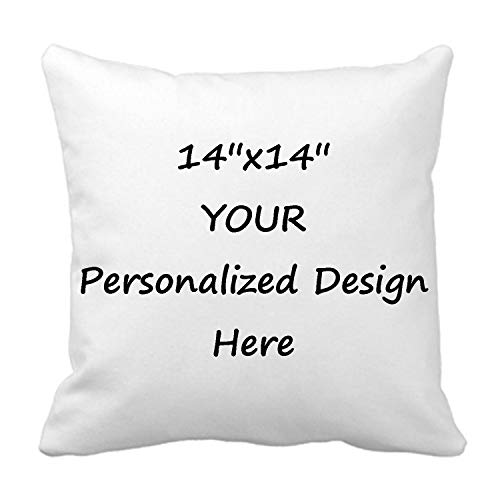 ERAY Custom Pillowcase Personalized Design Your Own Christmas Decorative Throw Pillow Covers for Home Decor