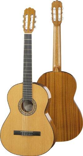 Höfner HC-503Carmencita Konzertgitarre, 4/4, mit Tasche, natur