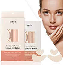HARUTO BEAUTY+ Collagen Lifting Perfection Under Eye Patch, Premium Anti-aging Masks, Pads for Wrinkles Treatment and Prev...