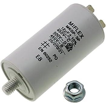 Eurosell Premium Kondensator Betriebskondensator Elektronik