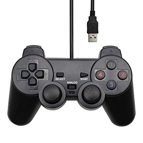 SZXCX 1 Pcs Pc Game Controller Usb Wired Gamepad Controller For Pc Laptop Game Joystick Usb Wired Game Controller