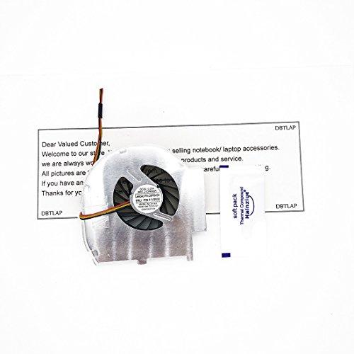DBTLAP Ventilador de CPU compatible con IBM LENOVO THINKPAD T60 T60P 41V9932 26R9434 MCF-210PAM05 Cooler