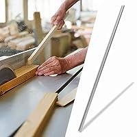 【2021年の新年のプロモーション】スライドスラブ、アルミニウム合金Tスロットマイタートラックジグ非多孔質スライドスラブ、ステンレス鋼製ネジ固定具ルーター用木工工具バンドソードリルプレス(0.6)