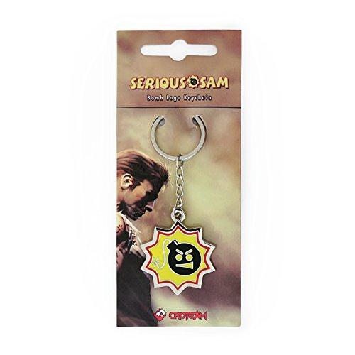 Porte-clés Serious Sam - Bomb Logo