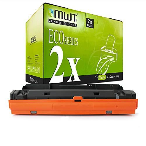 2X MWT Toner für Samsung Xpress M 2620 2625 2675 2676 2820 2825 2830 2835 2870 2875 2885 FW DW D ND F FN N Premium Line ersetzt MLT-D116L