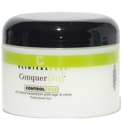 Clinical Care Skin Solutions Control Zone Oil Control Moisturizer 8 oz.
